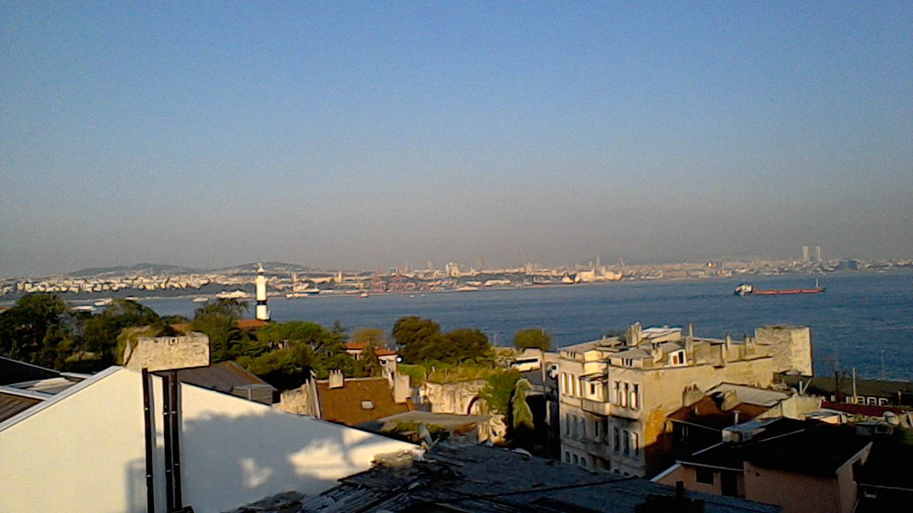 Asia as seen from Europe (better known as Istanbul seen from Istanbul)