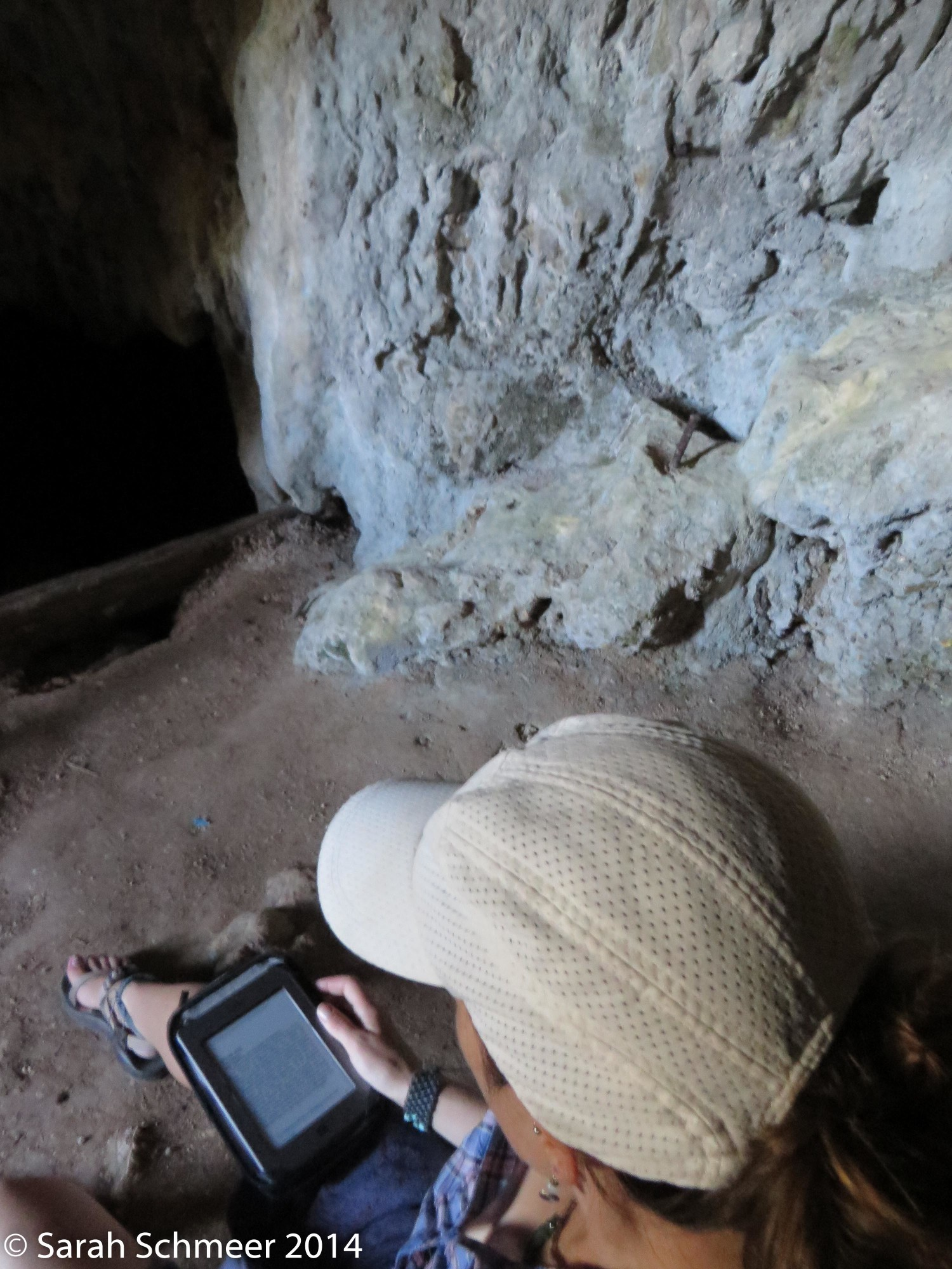 Reading the Odyssey in the Cave of Nymphs, Itahca